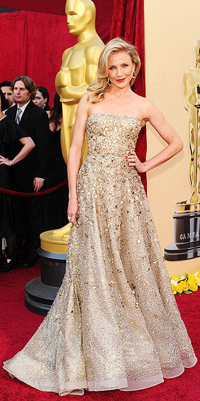 cameron diaz 2011 academy awards. Cameron Diaz in Oscar de la